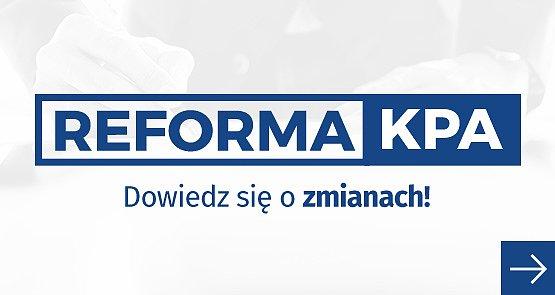 Reforma KPA